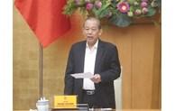 La création du Comité de pilotage pour résumer la Stratégie nationale de lutte contre la corruption