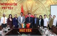 Phu Yen cherche une coopération avec l