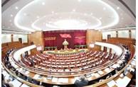 Le 14e Plénum du CC du Parti: débat sur des projets de rapports