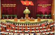 Le Comité central du Parti examine le leadership du 12e mandat