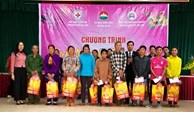 Têt 2021: un supplément de 2.000 cadeaux pour les foyers démunis à Hanoi