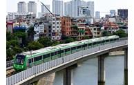 Le test de la ligne ferroviaire Cat Linh-Ha Dong débutera le 12 décembre