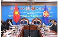 ASEAN 2020: la bonne gouvernance contribue à une lutte efficace contre la corruption