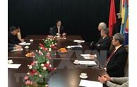 La communauté vietnamienne en Ukraine a un rôle important pour les relations bilatérales