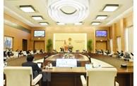 Le Comité permanent de l'Assemblée nationale clôture sa 51e session