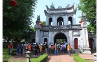 Concours: Esquisses du Temple de la Littérature de Hanoi