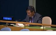 ONU: le Vietnam souligne la liberté de navigation et de survol en Mer Orientale