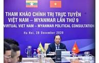 Vietnam-Myanmar: le 9e consultation politique annuelle