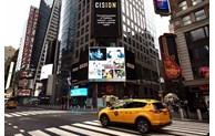 La lutte du Vietnam contre le COVID-19 s'affiche à Times Square