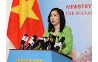 La porte-parole du ministère des AE rejette des informations d'Amnesty International