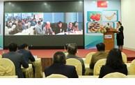 Offre-demande de technologies: réunion entre entreprises vietnamiennes et chinoises