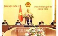 Ouverture de la 52e session du Comité permanent de l'Assemblée nationale