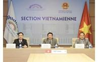 Le Vietnam participe à une session annuelle de l'Assemblée parlementaire de la Francophonie