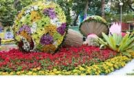 Ho Chi Minh-Ville se prépare pour la Fête des fleurs de printemps