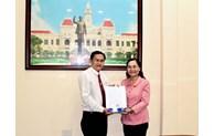 Hô Chi Minh-Ville: Nomination de nouveaux cadres