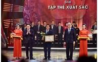 Le 5e Prix national du journalisme sur l