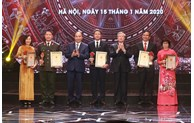 Prix «Marteau et Faucille d'or» 2020: pour le renforcement de l'édification du Parti