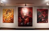 L'exposition sur le buffle, signe du zodiaque de l'année 2021, à Da Nang