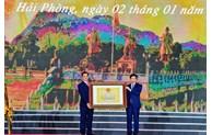 Hai Phong: Bach Dang Giang classé site hisorique national