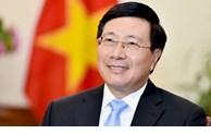 Le Vietnam participera à la conférence restreinte des ministres des AE de l