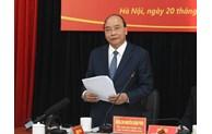 Le PM Nguyên Xuân Phuc veut multiplier les actions en faveur des victimes de l'agent orange