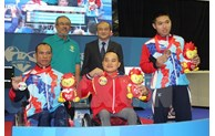 Le Vietnam propose 11 sports pour les ASEAN Para Games 11