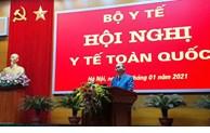 Le Premier ministre assiste à une conférence nationale du secteur de la santé