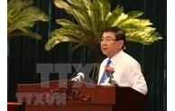 Hô Chi Minh-Ville enregistre une croissance de 1,39% en 2020
