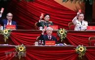 Adoption du règlement électoral du 13e Congrès national du Parti