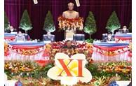 Ouverture du 11e Congrès national du Parti populaire révolutionnaire du Laos