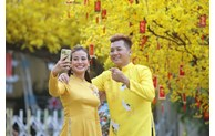 Ho Chi Minh Ville: Couleur printanière au «Têt Viêt»