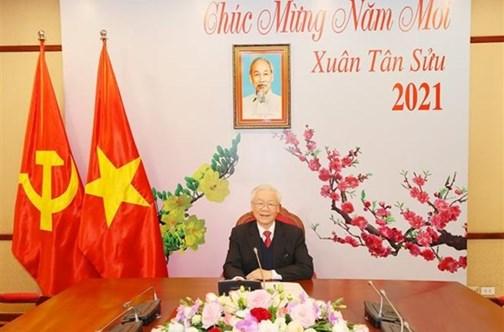 Le Vietnam soutient fermement les réformes, la défense et le développement du Laos