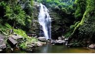 Cascade de Khe Kem: une bande de soie blanche dans le parc national de Pu Mat