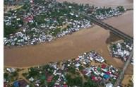 Philippines: évacuation de plus de 5.000 personnes à cause du typhon Dujuan