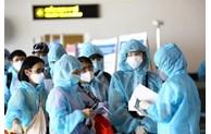 Le Vietnam élabore un plan de reprise des vols de rapatriement