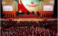 L'enthousiasme des Vietnamiens en Europe de l'Est pour le succès du 13e Congrès national