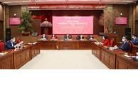 Hanoï: La Permanence municipale du Parti insiste sur les tâches clés après le Têt du Buffle 2021