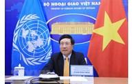 Le Vietnam à un débat virtuel du Conseil des droits de l'homme de l'ONU