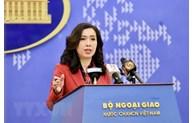 Le Vietnam appelle aux contributions actives à la paix et à la stabilité en Mer Orientale