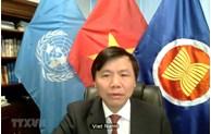 Le Vietnam souligne l'importance de la promotion du droit international