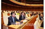 L'Assemblée nationale discute des rapports du travail de la 14e législature