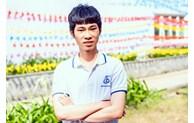 Un étudiant vietnamien brille à l