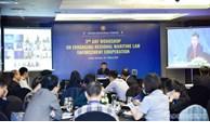 ARF: renforcer la coopération dans l'exécution de la loi en mer