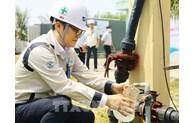 Ré-exploitation de deux dessalinisateurs sur l