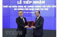 Le Vietnam reçoit de l