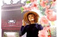 Une photographe russe impressionnée par l'ao dai du Vietnam
