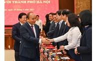 Le chef du gouvernement exhorte Hanoi à développer des villes satellites