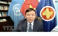 ONU: le Vietnam attache toujours de l'importance au rôle des femmes