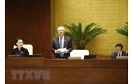 AN: députés discutent des rapports de travail du président et du gouvernement
