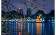 Hanoi dans les lumières